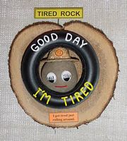 155 TIRED ROCK 802.91