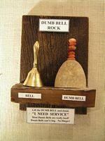 207 DUMB BELL ROCK 1173.91