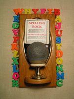 234 SPELLING ROCK 731.34